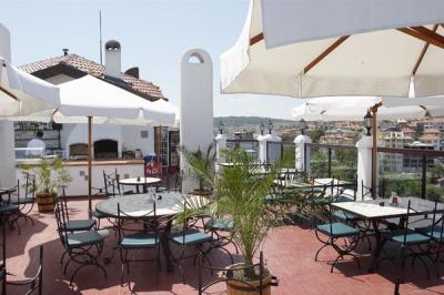 Barbeque Hotel Parnasse Sozopol